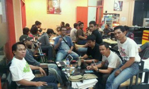 Kopi Darat Komunitas Android Makassar